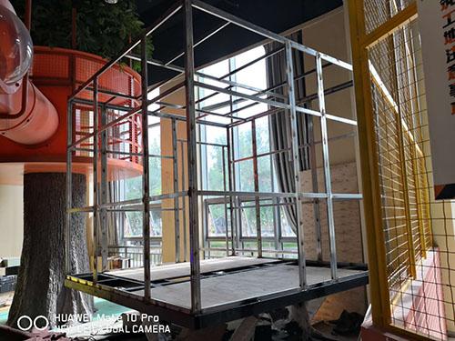Fuhua Attractive earthquake simulator machine manufacture-4