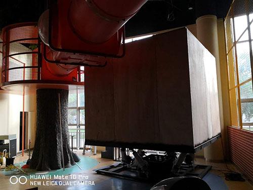 Fuhua earthquake earthquake simulator machine manufacture for museum-5