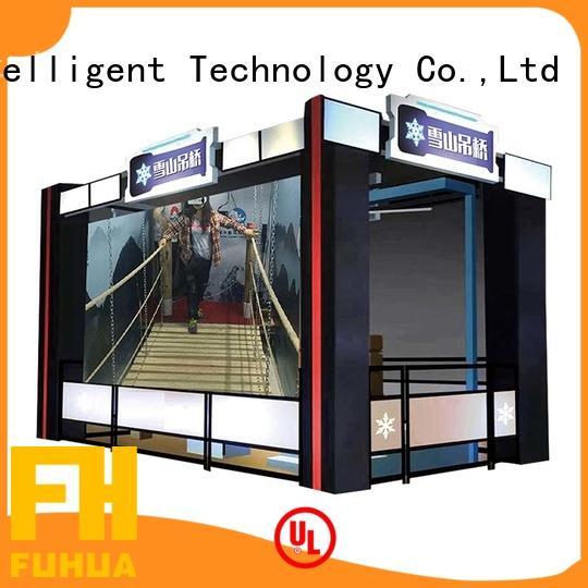 Fuhua vr virtual reality bridge Special design for cinemas