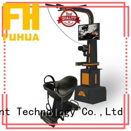 high performance shooting simulator popular dynamic control technology for market