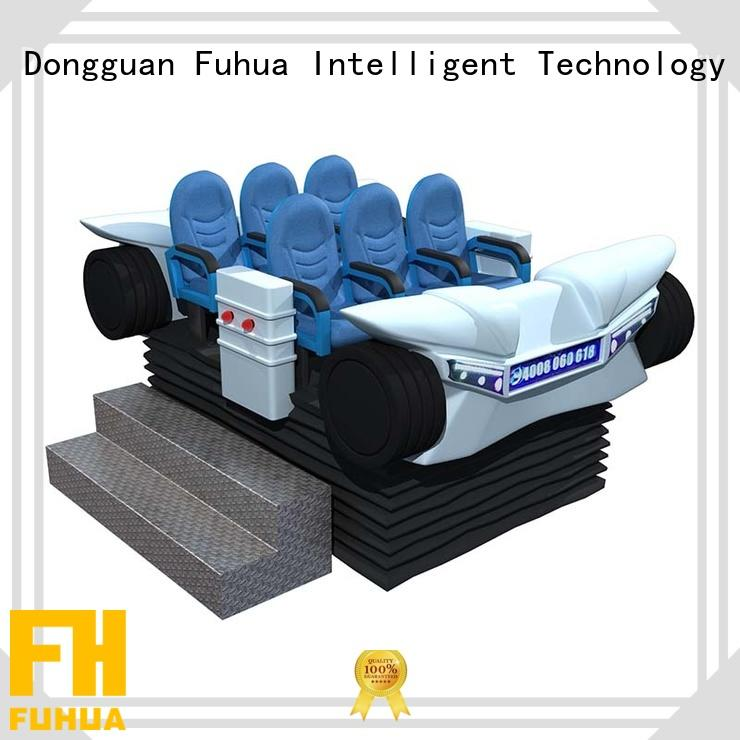 Fuhua 9dvr vr seat for kids for amusement