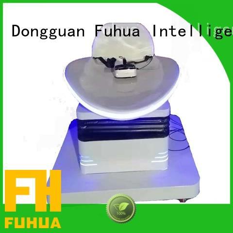 Fuhua 9dvr 9d virtual reality simulator for adults