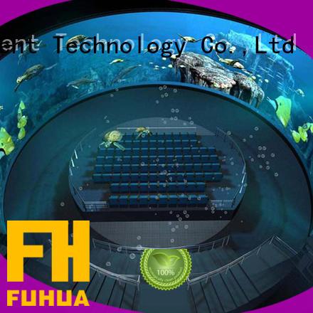 Fuhua luxury dome cinema Special design
