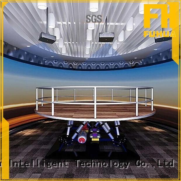 science fuhua earthquake simulator education Fuhua