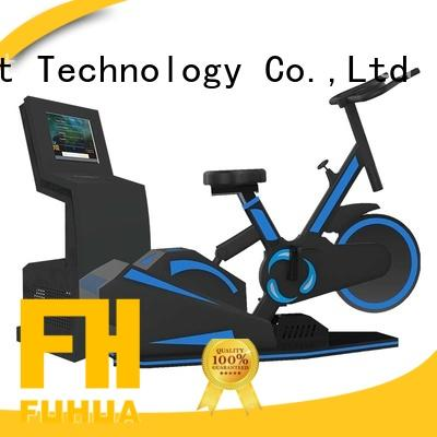 Fuhua surfing bike vr realistic experience school