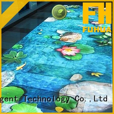 Fuhua simple 3d holographic projection for sale for party