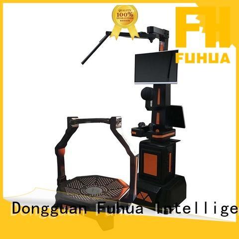 amusement shooting game machine engines for amusement park Fuhua