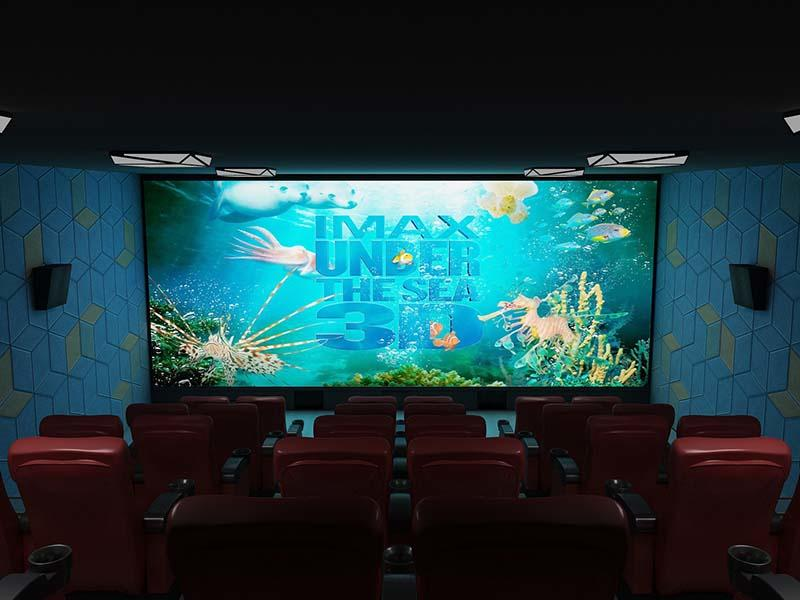 Fuhua fuhua 4d 5d cinema for kids for theme park