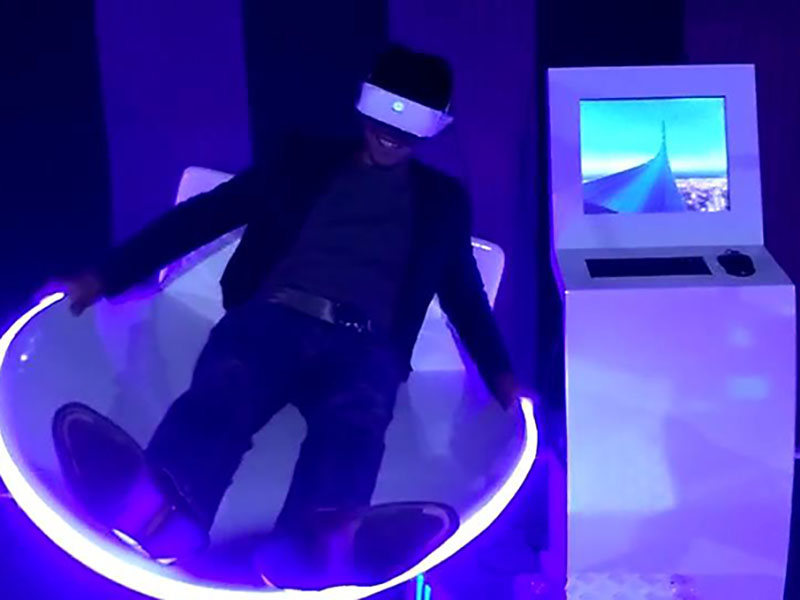 Virtual Reality virtual reality capsule seats for sale-1