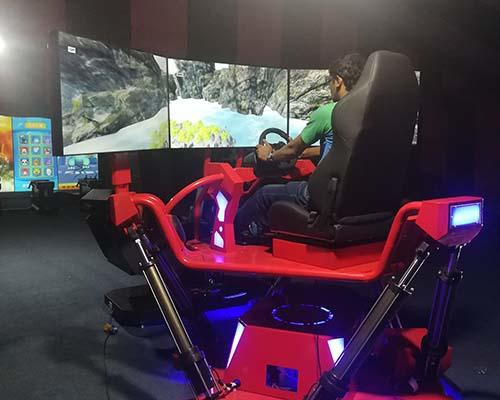 cool vr racing car screen engines for market