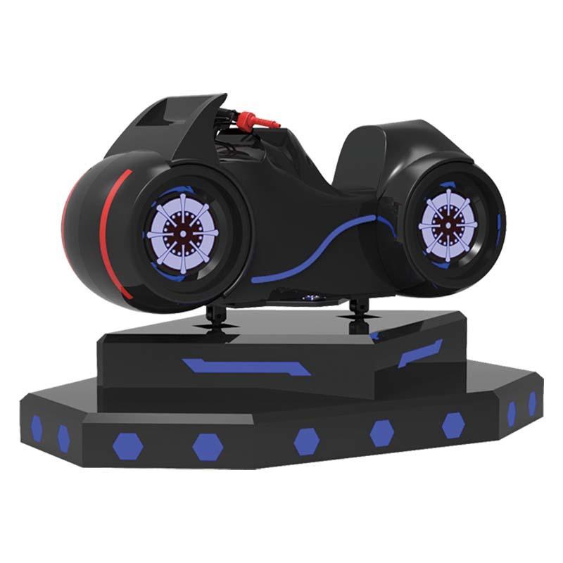 2019 VR Cheaper Game Machine Fiberglass Motorcycle Racing Simulator
