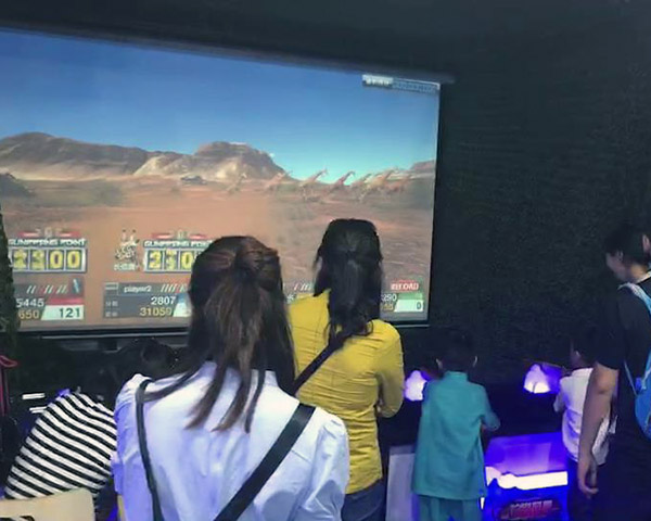 Fuhua cool shooting simulator for home engines for theme park-8