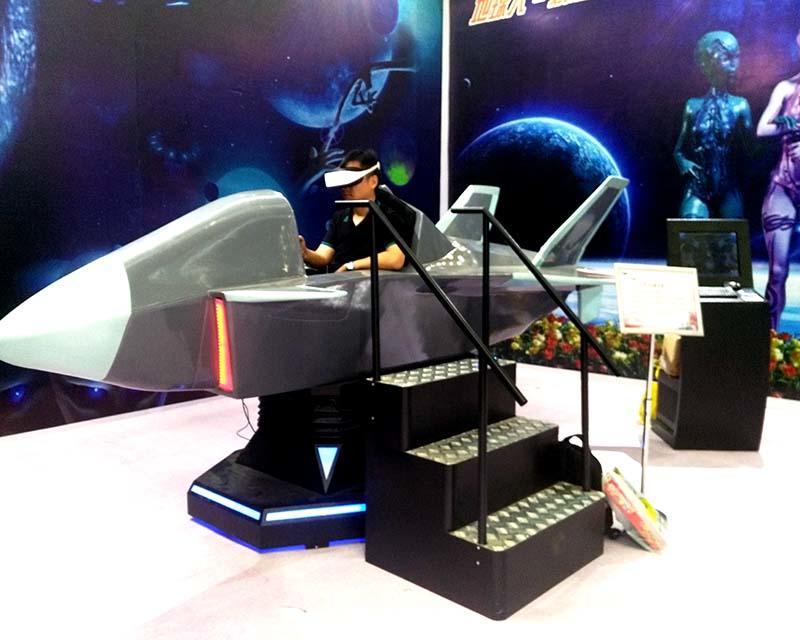 Fuhua fashionable laser shooting simulator for sale for cinema-1