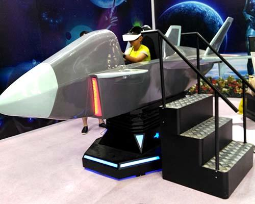 Fuhua fashionable laser shooting simulator for sale for cinema-3