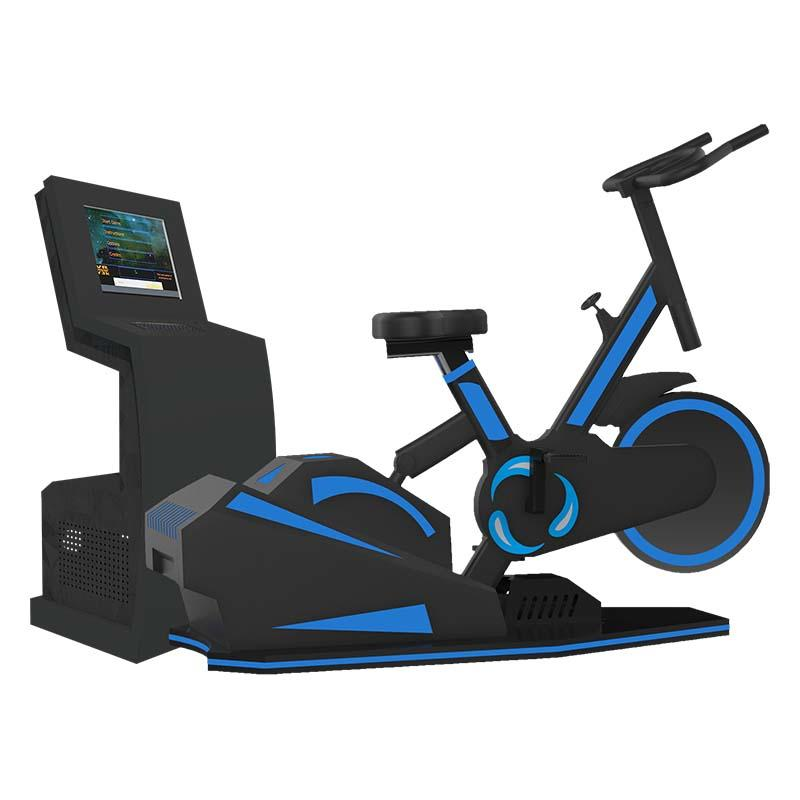 Amusement and Fitness Game Center VR Bike 360 Virtual Reality Game