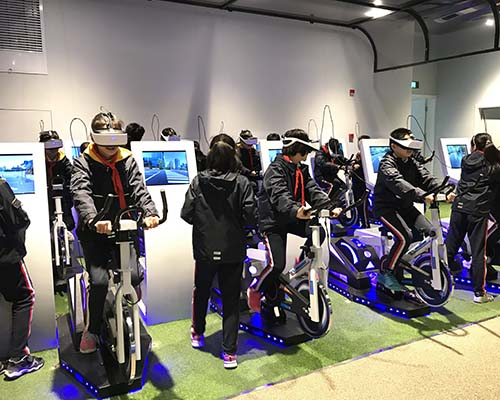Fuhua health vr walk for fitness game center-4