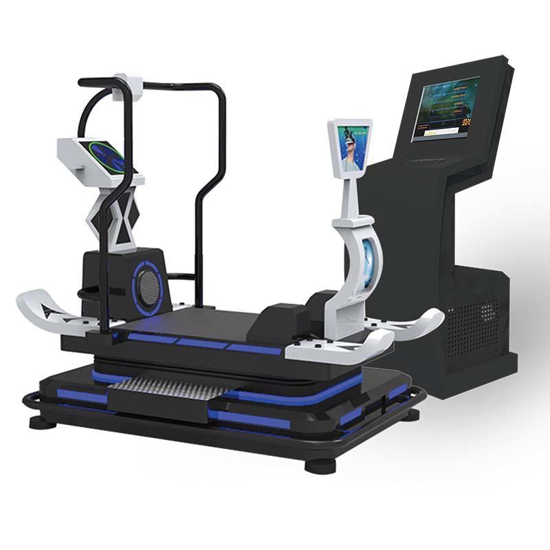 Motion 9d VR Skiing Simulator Game Machine Virtual Reality 9d VR Ski
