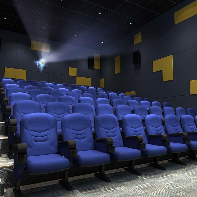 Best Price 3D Fuhua Amusement Professional Cinema theater Equipment