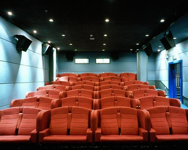 Fuhua economy 3d cinema system theater for park