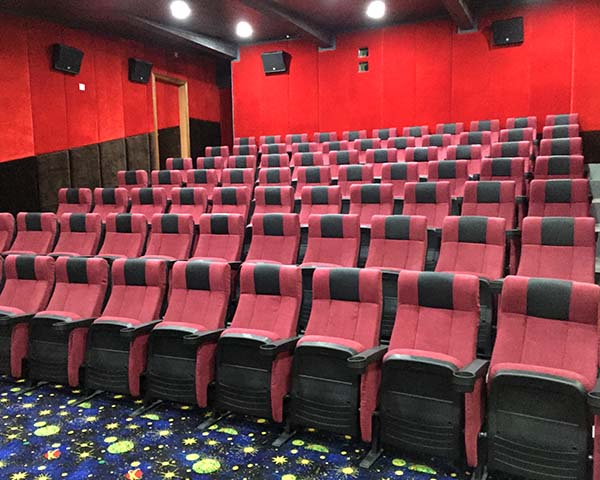 Fuhua economy 3d cinema system theater for park-8