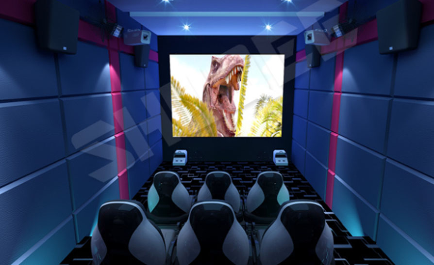 high performance 7d cinema simulator interactive stereo and seat for cinemas-13