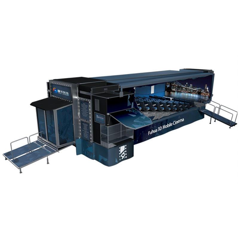 mobile cinema & racing simulator seat