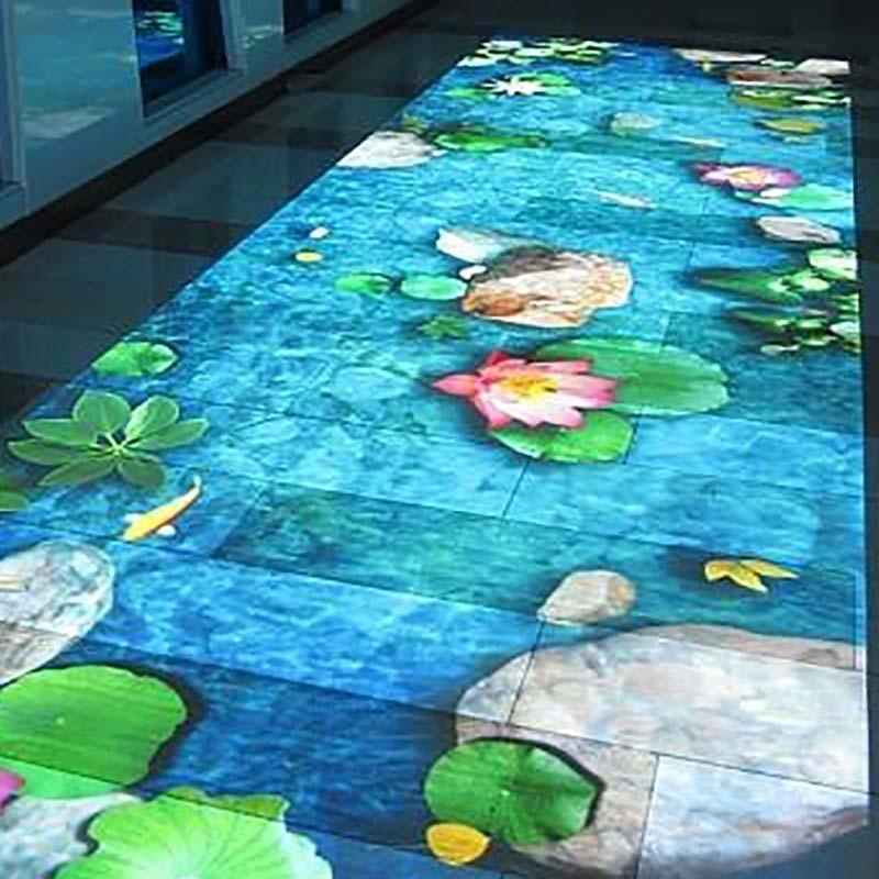 Kids Paradise Interactive Projection Wall and Floor Series Game