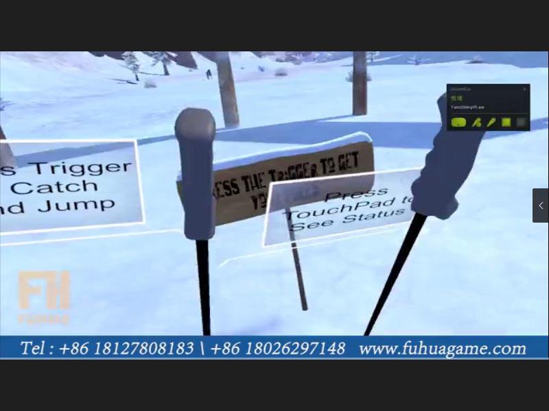 VR Ski