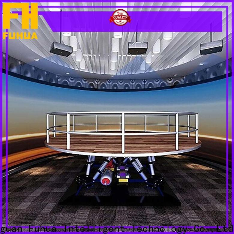 automatic earthquake simulator machine museum for Science Education for commercial amusement