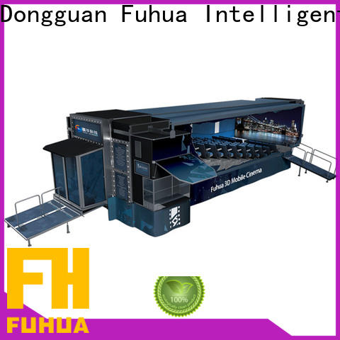 Fuhua equipment mobile theater air conditioning system control system for shopping malls