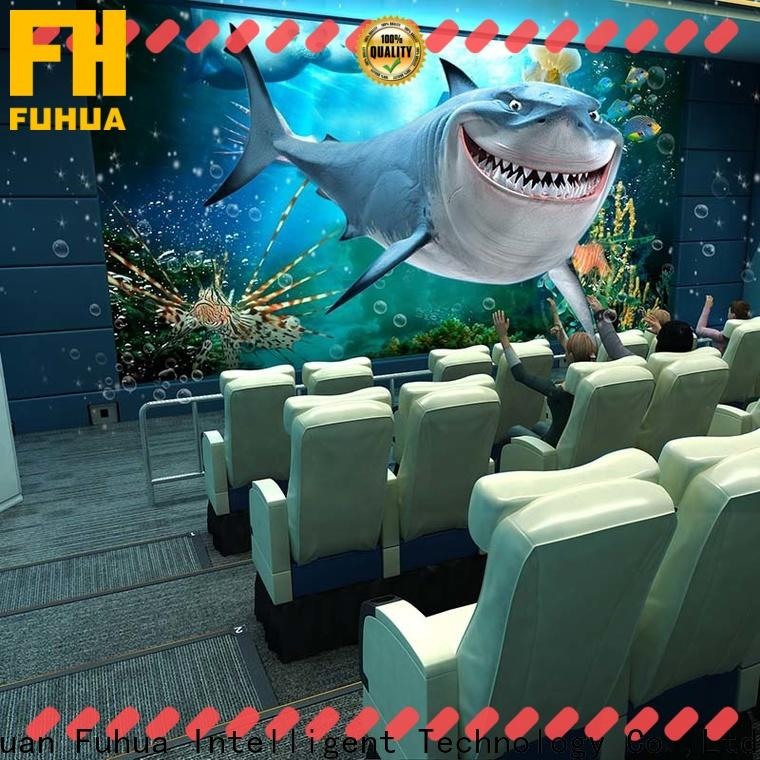 Fuhua cool 5d cinema Realistic Effect for theme park