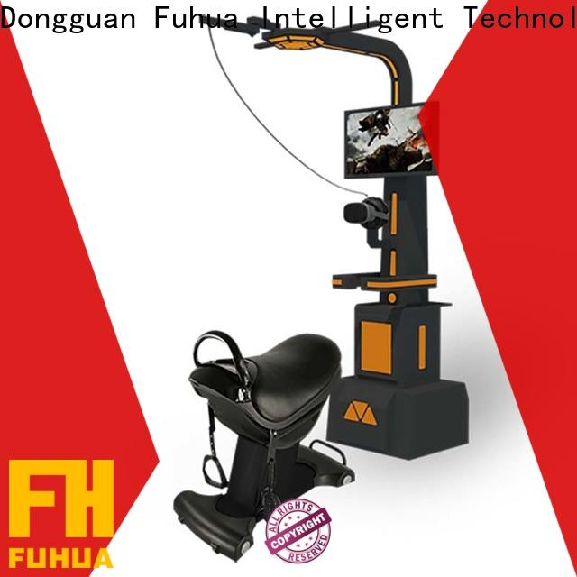 Fuhua Attractive laser shooting simulator engines for theme park