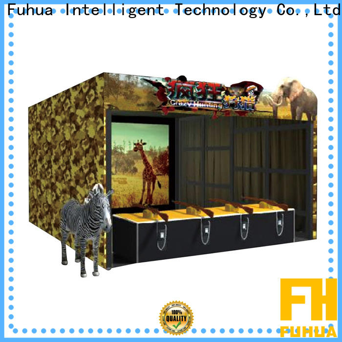Fuhua costeffective laser shot simulator for sale for theme park