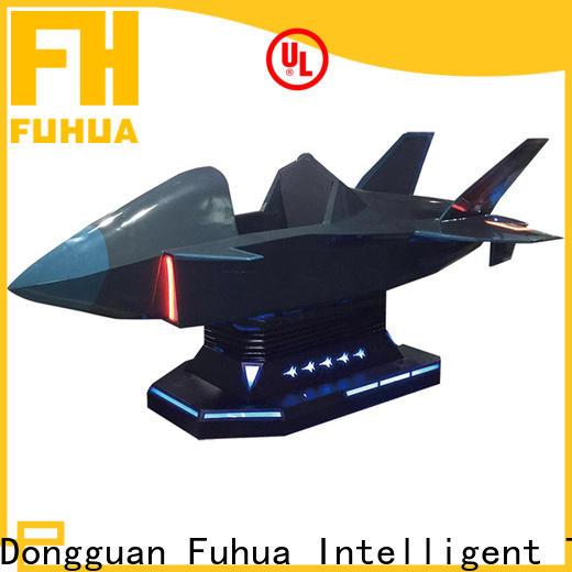 Fuhua high performance shooting game simulator for sale for cinema
