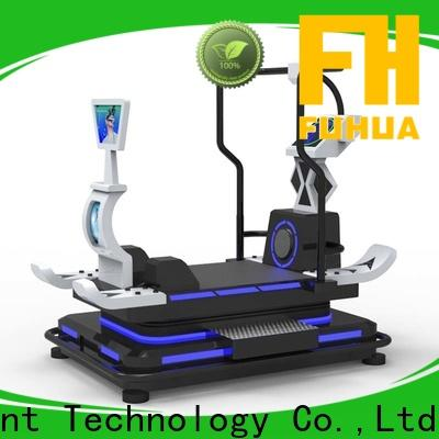 Fuhua Attractive vr exercise games for sale for fitness game center