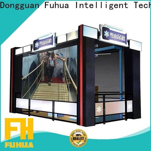 Fuhua Sports vr bridge simulator Special design for family entertainment center