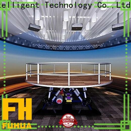Fuhua Attractive earthquake simulator manufacture