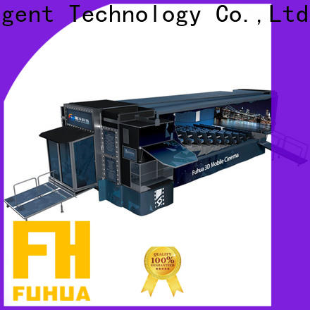 Fuhua mobile theater air conditioning system control system for tourist attractions