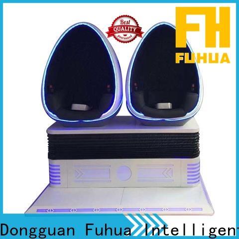 Fuhua 3D surround sound 9d vr simulator supply for cinema
