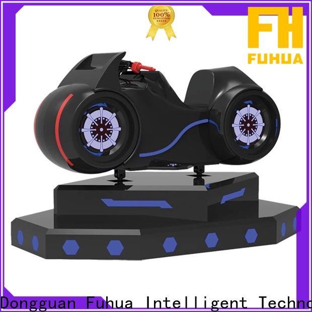 Fuhua vr car racing simulator engines for cinema
