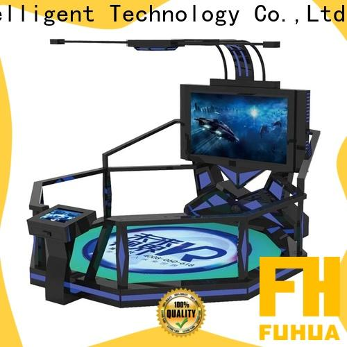 Fuhua Attractive shooting simulator for home factory for market