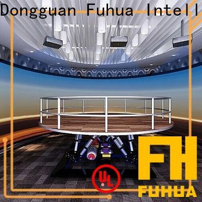 automatic earthquake simulator fuhua manufacture for museum