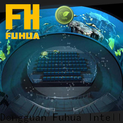 Fuhua theatre projection dome Special design for space & science center