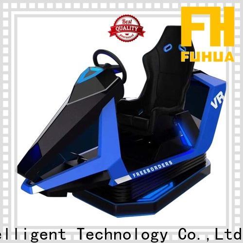 Fuhua vr vr racing simulator for park
