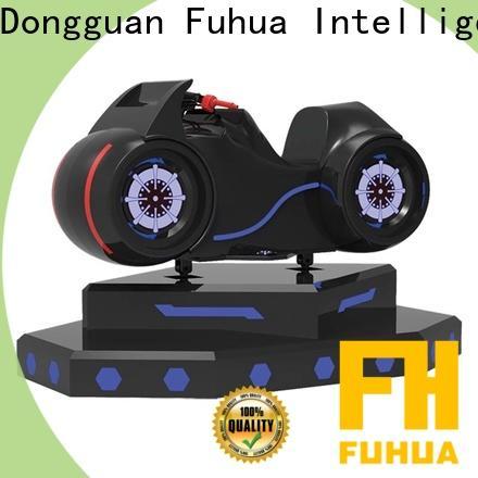 Fuhua Attractive racing car simulator for amusement
