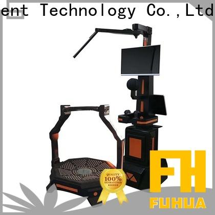 Attractive shooting simulator reality for sale for amusement park
