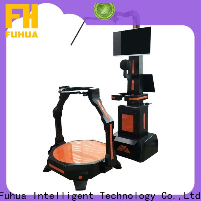Fuhua play shooting simulator for home dynamic control technology for theme park