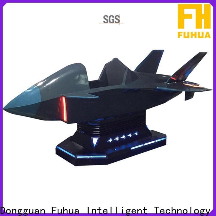 Fuhua high performance shooting simulator factory for amusement park