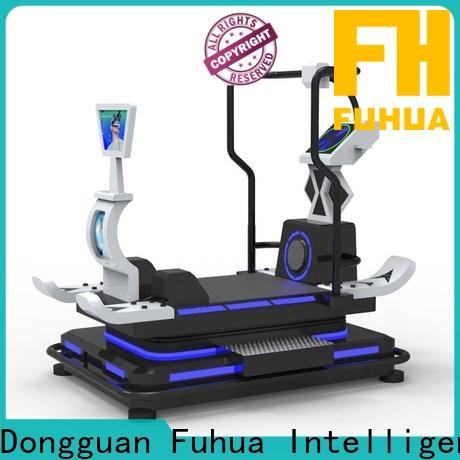 Fuhua motion vr exercise games for school