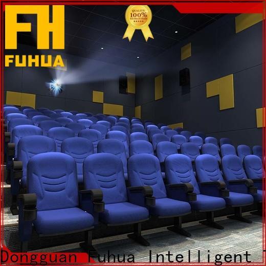 Fuhua price cinema 3d system supply